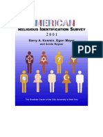 American Religious Survey