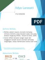 Refleks Fisiologi