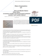 Worksheet_ Markets and Market Failure - Elsa´s Economics