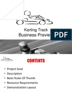 Karting Track Preview