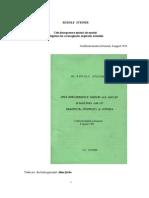 Rudolf Steiner Cele Douasprezece Simturi