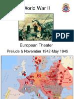 WW II Europe