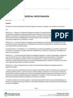 Comisión Investigadora