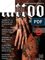Romaninan Tattoo News No 1