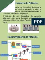 AULA_Transformadores de Potência