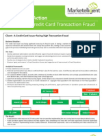 Analytics in Action - How Marketelligent Helped a Card Issuer Combat Transaction Fraud