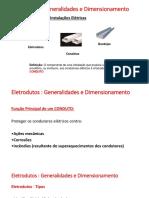 Eletrodutos_DIMENSIONAMENTO_2017