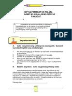 10 - Angkop Na Pamagat Ng Talata at Paggamit Ng Malaking Titik Sa Pamagat (1)