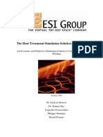 The Heat Treatment Solution Overview 180306