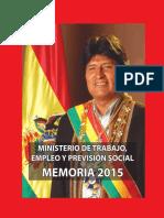Mteps Memoria 2015