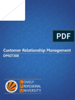 Customer Relationship Management eBook