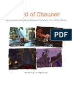 World of Chaucer 05092010