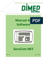 Manual ServCom NET R32 00
