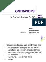 KONTRASEPSI dr.syafardi.ppt