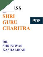 Stress and Shri Guru Chartra Dr. Shriniwas Kashalikar