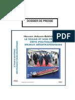 Dossier de Presse-Le Tchad Et Son Petrole(1)_1