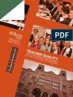 Teaching Summit 2013 - Avaliação dos professores