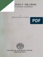 Gandhi in Noakhali