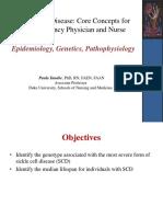 Epidemiology, Genetics, Pathophysiology