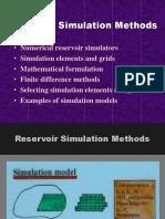 Simulation Methods