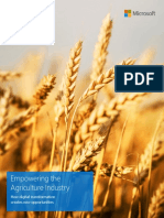 Agriculture Whitepaper