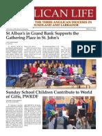 Anglican Life February 2018