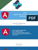 Angular2.0 Revised 2