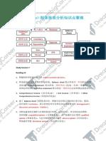 2017年CFA一级财务报表考点汇总中文版高清
