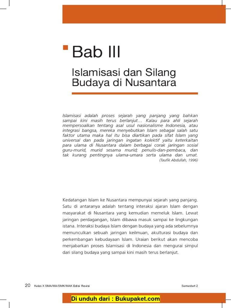 Latihan Soal Jaringan Keilmuan Di Nusantara