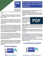 Flyer Feria de Conflictos (Sin Raya