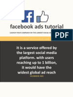 Facebook Ads Tutorial - Ryan Elnar - Your Tech Savvy Marketer
