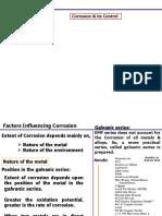 Corrosion & Its Control