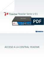 Yeastar Serie U E1