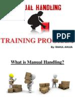 Manualhandlingtraining Copy 170220103936