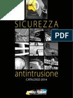 Sicurezza Antintrusione 2014