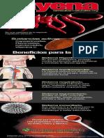Infografía de la cayena