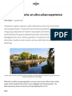 Two Days in Jakarta_ an Ultra Urban Experience