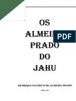 Genealogia Da Familia Almeida Prado de Jau