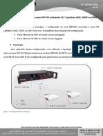 Configurar Ont100 Na Olt Ld 2502, 2502f Ou 2504 (Nt-gpon0020)