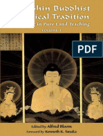 The Shin Buddhist Classical Tradition a Reader in Pure Land Teaching Vol.1