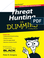 Threat Hunting for Dummies Carbon-Black