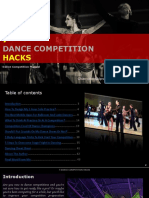 7 Dance Competition Hacks