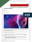 """Sobre la inteligencia de las computadoras y el """"Cuarto Chino"""" - BBC"""
