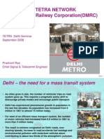 India Case Study Delhi Metro