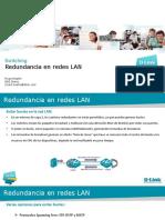 Webinar Redundancia en Redes Lan