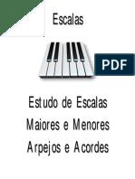 Escalas Maiores e Menores com Arpejos e Acordes.pdf.pdf