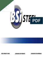 New BSi Steel Catalogue