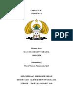 Case Report Epididimitis