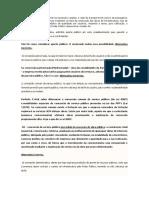 Comparação Concessão Comum e PPP