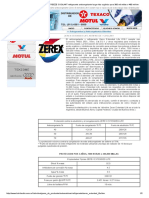 Zerex Extended Life Antifreeze Coolant
